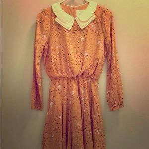 Anthropologie Cleo Girl Dress
